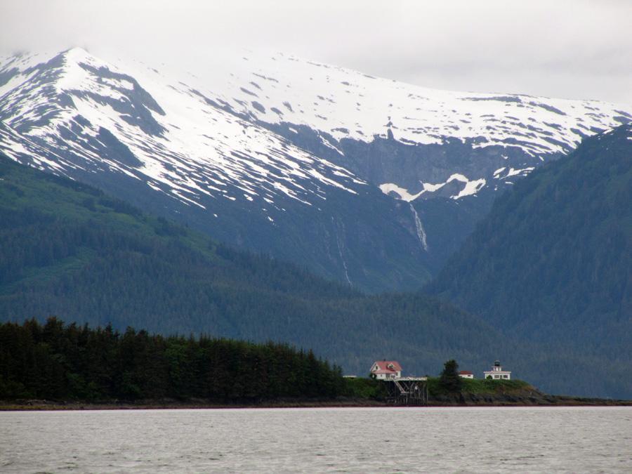 Point Retreat Lighthouse, Juneau, Alaska