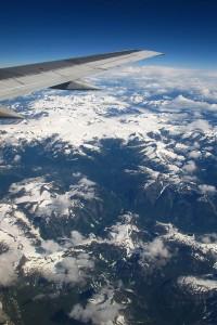 Winging North
