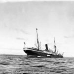 SS Ohio at Nome 1907