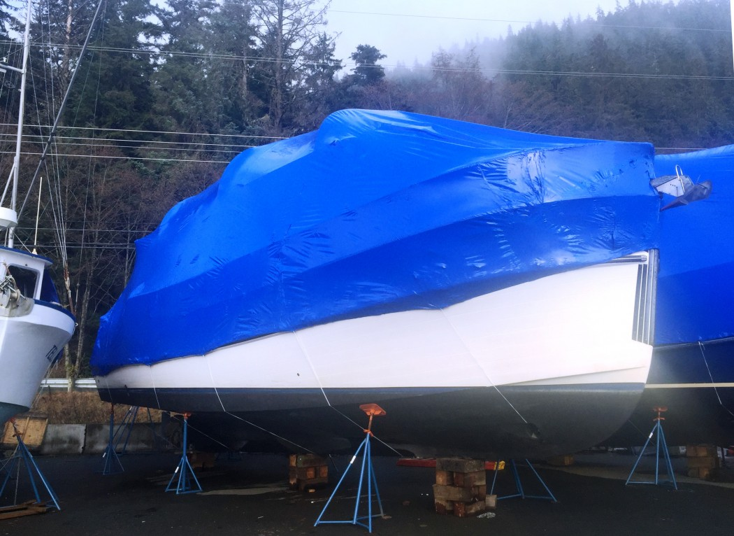 Under Wraps for the Winter